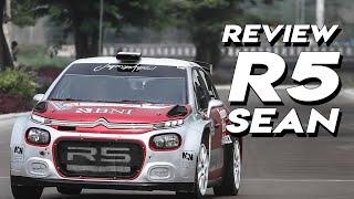 Review R5 Sean Gelael   Tarmac Sprint Rally Meikarta 2019