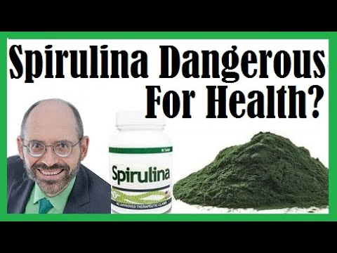 Is Spirulina Dangerous For Your Health? Dr Michael Greger