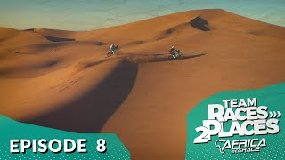 Africa Eco Race 2020, Team Races to Places Ep. 8 with Lyndon Poskitt