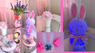 Dollar Tree Easter DIY Ideas/Easter Party Ideas/Easter Decor