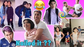 WE RECREATED OUR OLD SIBLING PICTURES!! | Yoatzi