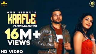 Brown Town Music Presents New Punjabi Song Kaafla by Gur Sidhu Ft.Gurlez Akhtar, while lyrics are penned by Jassa Dhillon.  Do Share your feedback in comments. Don't Forget to Subscribe Brown Town Music : http://bit.ly/subscribebrowntownmusic   Listen it Only On Gaana -  https://gaana.com/album/kaafla-punjabi-1   Singers: Gur Sidhu ft. Gurlez Akhtar Lyrics: Jassa Dhillon Composer - Gur Sidhu Music: Gur Sidhu Mix Master: B Sanj Producer : Nav Sandhu Video: Japjeet Dhillon Starring: Gur Sidhu,Yesha Sagar Assistant Director: Hrprt Brar Instagram Promotions - Boss Music Productions Edit & Colour Grading : Gobindpuriya Special Thanks - Big Media Label : Brown Town Music   Online Promotions: BTown Media Entertainment Instagram: https://instagram.com/btownmediaa    Enjoy And Stay Connected With Artist || Gur Sidhu Instagram: https://www.instagram.com/GurSidhuInsta Facebook : https://facebook.com/gursidhuofficial Snapchat: https://snapchat.com/add/igursidhu Twitter : https://twitter.com/gursidhuinsta   Enjoy And Stay Connected With Artist || Jassa Dhillon Instagram: https://www.instagram.com/jassadhillon1 Facebook : https:/facebook.com/jassadhillonlive Twitter : https://twitter.com/ijassadhillon Snapchat: https://snapchat.com/add/ijassadhillon   Stay Connect With Brown Town Music || For New Punjabi Songs Youtube : https://www.youtube.com/c/BrownTownMusic Instagram : https://www.instagram.com/BTownMediaa Phone Enquiries : +16479047002  Website : http://www.browntownmusic.com Email : info@browntownmusic.com   Kaafla - Gur Sidhu ft Gurlej Akhtar | jassa dhillon | New Punjabi Song 2020 | Latest Punjabi Song 2020 | gaana originals    Kaafla Song Full Lyrics -  (Gur Sidhu) Sikhya Main Kalle Turna, Karne Ki Das De Sahare Ni, Jithe Launde Tukke Balie, Yaar Tera Othe Teer Mare Ni, Ford Wangu Mele Jatt Patte`Jo Palang Ni, Kari Jandi kam halle bapu ali dang ni, Hun Chalde Aa Yaaran De Ishare Ni, Kaafle Ch Rehan Lagpaye Ni, Main Jado De Aa Velly Lalkare ni, (Gurlez Akhtar) Firde Aa Jhund Jatta Tere Vich Jor Ae, Oh Ta Lende Feelinga Ve Tere Vich Lor Ae, Talja Ve Talja Ve Chad Kheda Rehan De, Pehla hi ne Raule Kinne Nibad Ta Lende, Bina Galo Das Kio Gararian Ch Ad Da, Metch De Na Tere Ve Tu Jinna Nal Lad Da, Metch De Na Tere Ve Tu Jinna Nal Lad Da, (Gur Sidhu Music) Ho Jeonde Mere Yaar Mangvaunde Mafiaan, Mekha Wangu Jade JIthe Khade Balie, Naaran Diyan Ungla Te Lag Tut Jaan Oh Mereyan Yaaran De Niio Dhade Balie, Raatan Ch Haner Billo Jeban Ch Kaber Billo, Dekhi Jande Landu Nede Aunda Koi Na, Eh Ta Halle Ohna Bare Jo Dsya Jo Baar Ne, Andar Ne Kinne Hajje Bail Hoi Na, Thoke Mitran De Hille Na Dubare Ni, Kaafle Ch Rehan Lagpaye Ni, Main Jado De Aa Velly Lalkare ni, (Gurlez Akhtar) Jasseya Gandase Nalo Tikhe Ne Vichar Ve, Yaarian Da Mode Utte Chaki Fire Bhaar Ve, Kheda Chad Mafie Da Bahaan Vich Bharle, Sambhle Ve Mauka Hatho Kadli Na Naar Ve, Kasto Barood Wangu Agg Jehi Fad Da, Kaafle Ch Rehan Lagpaye Ni, Metch De Na Tere Ve Tu Jinna Nal Lad Da, Metch De Na Tere Ve Tu Jinna Nal Lad Da, (Gurlez Akhtar) Oh Tauba Tere Kam Jatta Changey Tere Dhang Ni, (Gur Sidhu) Bande Ne Brand Jede Mitran De Sangh Ni, (Gurlez Akhtar) Fadhe Jaane Sare Karein Tu Ishare Ve, (Gur Sidhu) Sade Dil Tak Aundi Jedi Gali Baali Tang Ni, Oh Paina Gaah Nale Painge Khalaare Ni,  Kaafle Ch Rehan Lagpaye Ni, Main Jado De Aa Velly Lalkare ni.   All Copyright Reserved ➤ Brown Town Music