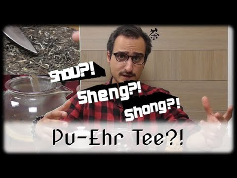 Pu-Erh Tee:  Zubereitung und Tipps | Sheng oder Shou?