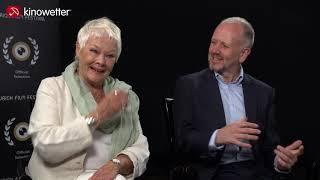 Interview Judi Dench & David Parfitt | RED JOAN