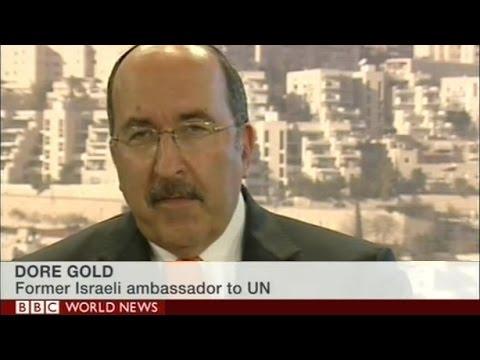 Amb. Dore Gold on BBC World News, January 15, 2017.