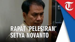 Pimpinan Komisi III DPR RI Akan Gelar Rapat Bahas Pelesiran Setnov