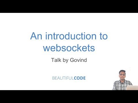 An introduction to websocket