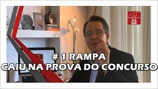 Prova de concurso # Rampa