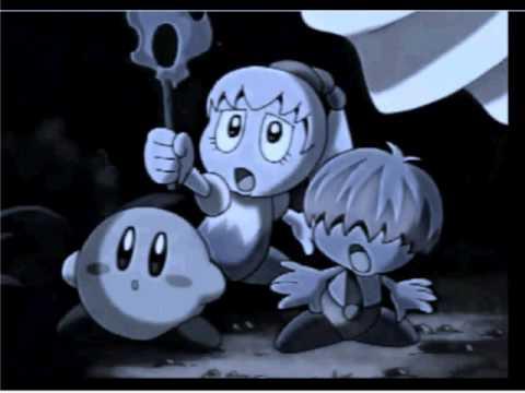 Fumu, Bun, and Kirby turn to somewhat fitting music