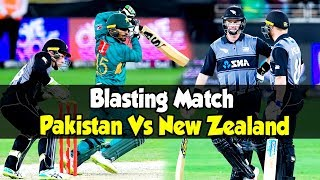 Blasting Match | Pakistan Vs New Zealand | 3rd T20I | Full Highlights | PCB