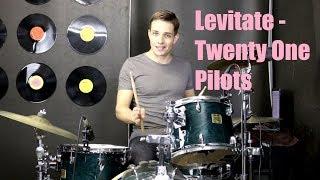 Levitate Drum Tutorial   Twenty One Pilots
