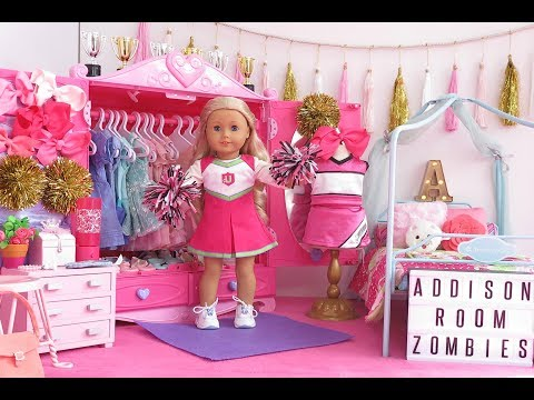 Download American Girl Doll Bedroom ~ Disney Zombies Addison ...