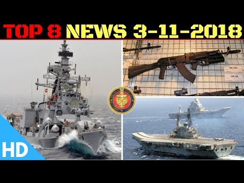 Indian Defence Updates : India Russia AK-103 Signing,2 Stealth Frigates Deal,New Dock For INS Vishal