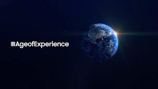 Samsung La Era de la experiencia   #AgeofExperience anuncio