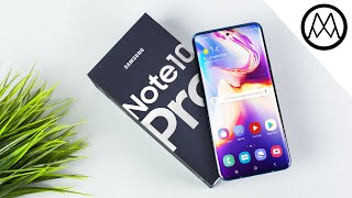 Samsung Galaxy Note10 Pro - THIS is why you should be Excited.