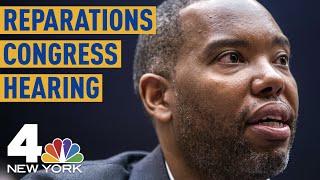 Reparations Hearing: See Ta-Nehisi Coates' Full Opening Statement | NBC New York
