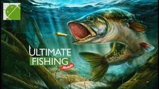 Ultimate Fishing Simulator - Android Gameplay HD