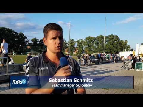 SC Gatow Manager Sebastian Schmitz verkündet Neuzugänge