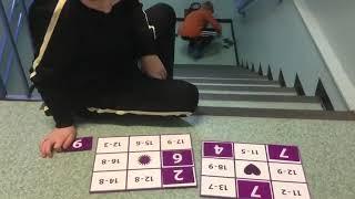 Kombinere matematikk  med fysisk aktivitet?  Besøk mattemaur.no, nå har vi ny pris!