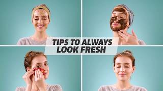 How To Look Fresh And Awake All-Day Long