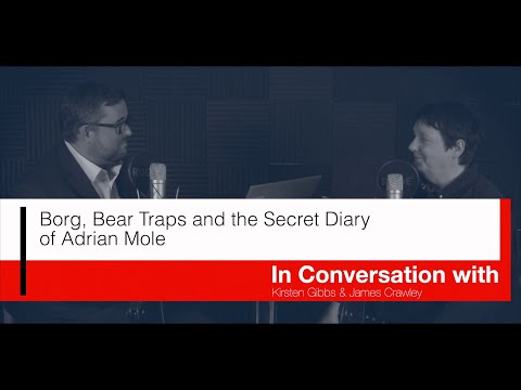 The People and Process vodcast Episode 7: Borg, Bear traps and The Secret Diary of Adrian Mole.