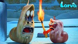 Larva Cartoon Full Movie 2019 | Flare | Cartoons For Children