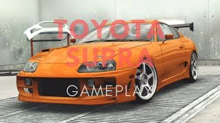 Need for Speed No Limits | Toyota Supra customization