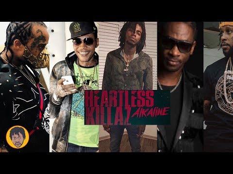 Alkaline - Heartless Killaz - 357 Maad Dawg - Video - Free Music Videos