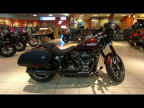 2018 Harley-Davidson Softail Sport Glide FLSB