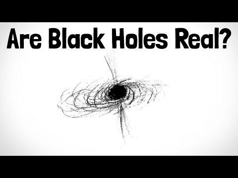 Jak víme, že existují černé díry?