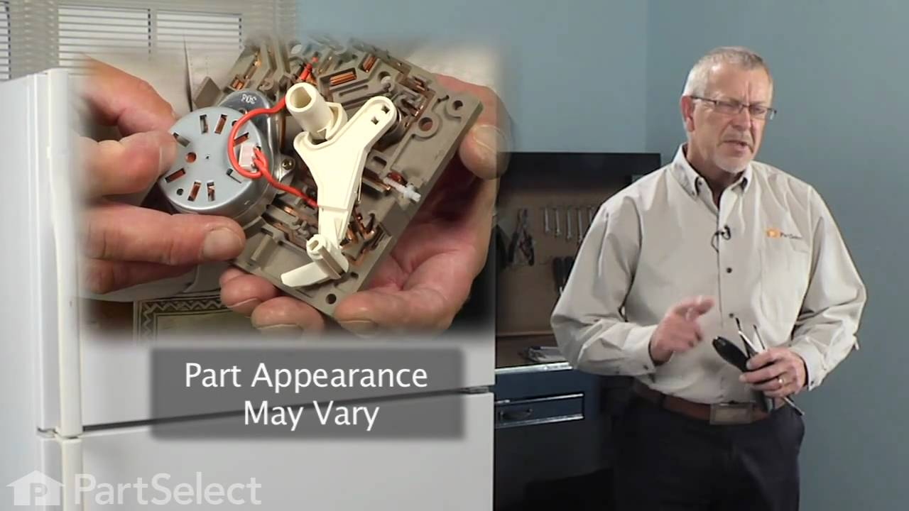 Replacing your Kenmore Refrigerator Icemaker Control Assembly