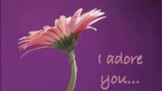 Adore you - Snow LYRICS