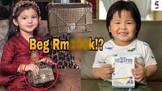 5 KANAK2 TerKAYA Di MALAYSIA Yg Ramai Tak Tahu[Jutawan 5 Tahun?!]