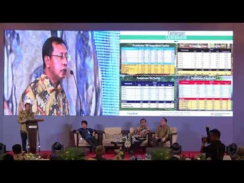 Aas Asikin (CEO Holding Pupuk Indonesia) & Seger Budiarjo (Director Holding PTPN3) - Progress of Holding Pupuk & Holding Perkebunan - Seminar BUMN Outlook 2018 - LM FEB UI 17 Januari 2018