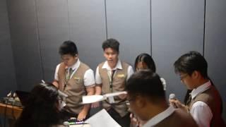 SAAP English Radio Broadcasting CSPC 2017 | St. Augustine Academy of Pampanga
