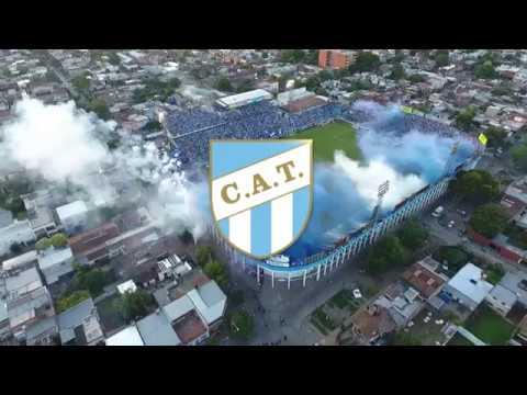 """""""2017: El año más feliz de la historia"""" Barra: La Inimitable • Club: Atlético Tucumán"""