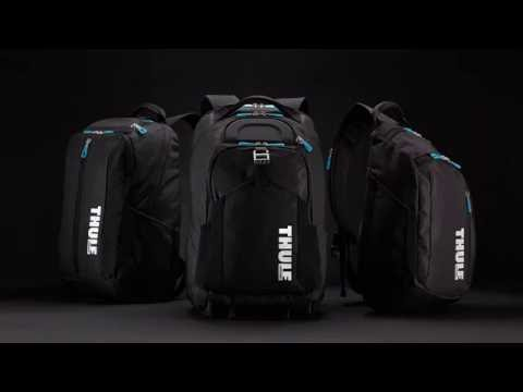 Thule Crossover TCBP-317 DayPack sport hátizsák, fekete