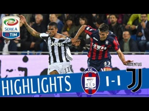 Crotone – Juventus 1-1 – Highlights – Giornata 33 – Serie A TIM 2017/18