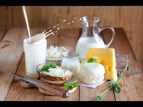 Какие молочные продукты употреблять?