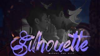 Magnus & Alec - Silhouette