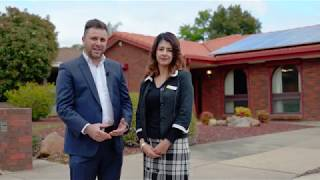 20 Toovis Avenue, St Agnes with Bahareh & Laurie Berlingeri - Adelaide Real Estate SA -