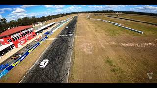 Daihatsu race day 4k fpv drone chase