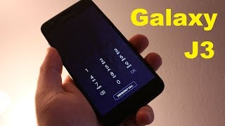 Samsung Galaxy J3  Reset forgot password screen lock , pin, pattern, face id