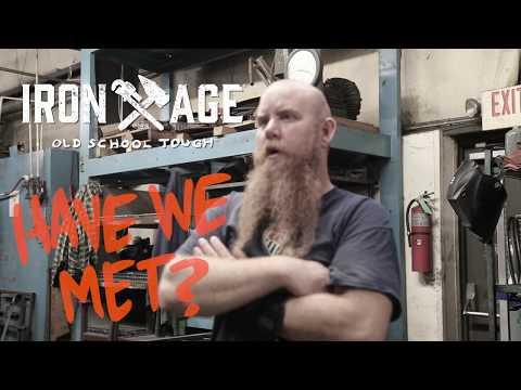 Iron Age Old School Tough Welding Video Icon