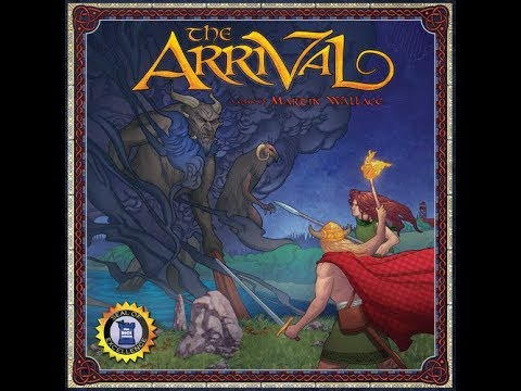 Bower's Game Corner: the Arrival Review