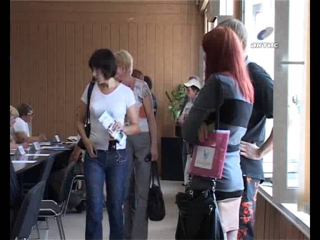 Молодым людям в Ангарске сложно найти работу