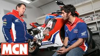 Guy Martin on why he signed for Honda | Sport | Motorcyclenews.com