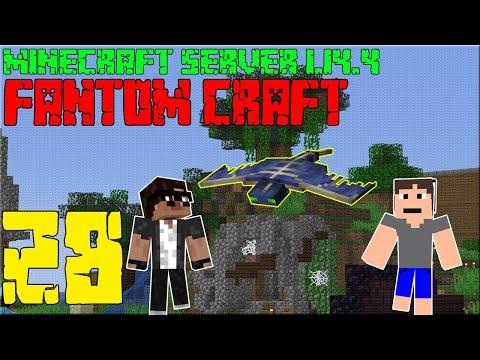 DezPro - Minecraft survival 1.14.4 FANTOM CRAFT - #28 - MAGICKÉ STROMY! /wCukeman #fantomcraft