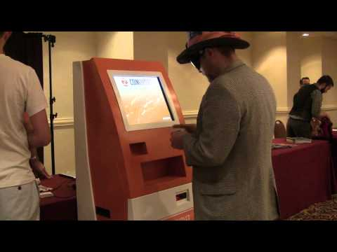 Bitcoin ATM CoinOutlet video