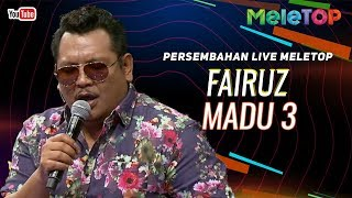 Fairuz  - Madu 3   Persembahan Live MeleTOP   Neelofa & Dato' Ac Mizal